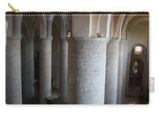 Saint Philibert Church Interior Burgundy Carry-all Pouch