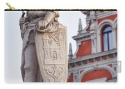 Saint Roland I Riga Old Town Carry-all Pouch