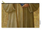 Saint Romuald Carry-all Pouch by Fra Angelico