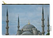 Saint Sophia's In Istanbul-turkey Carry-all Pouch