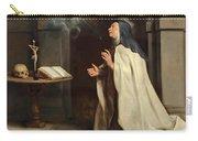 Saint Teresa Of Avila's Vision Of The Holy Spirit Carry-all Pouch