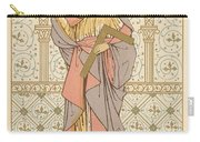 Saint Thomas Carry-all Pouch