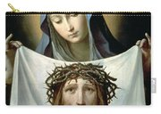Saint Veronica Carry-all Pouch by Guido Reni