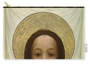 Saint Veronica With The Sudarium Carry-all Pouch