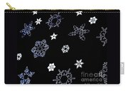 Saks 5th Avenue Snowflakes Carry-all Pouch