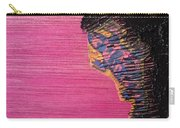 Collage Nr. 10 Salamander Carry-all Pouch by Jo Ann