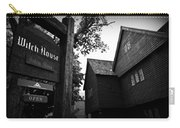 Salem's Witch House Carry-all Pouch