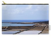 Salinas De Janubio On Lanzarote Carry-all Pouch