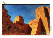 Salinas Pueblo Abo Mission Golden Light Carry-all Pouch