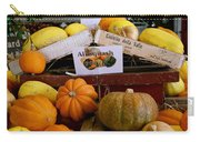San Joaquin Valley Squash Display Carry-all Pouch