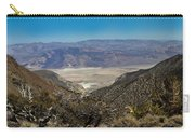 Saline Valley Panorama Carry-all Pouch