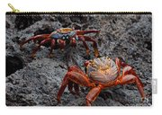 Sally Light Foot Crabs Galapagos Carry-all Pouch
