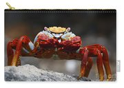 Sally Lightfoot Crab Galapagos Carry-all Pouch