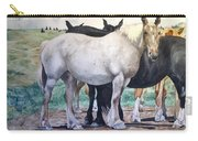 Sally's Horses Carry-all Pouch