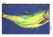 Salmon Of Knowledge Carry-all Pouch