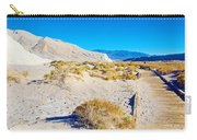 Salt Creek Boardwalk Trail In Death Valley National Park-california  Carry-all Pouch