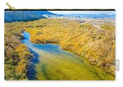 Salt Creek Near Salt Creek Trail In Death Valley National Park-california Carry-all Pouch