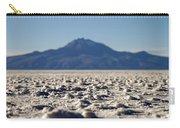 Salt Flat Surface Carry-all Pouch