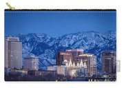Salt Lake City Carry-all Pouch