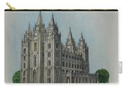 Salt Lake City Temple I Carry-all Pouch