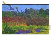 Salt Marsh Gull Carry-all Pouch