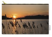 Salt Marsh Sunset Carry-all Pouch
