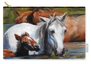 Salt River Foal Carry-all Pouch