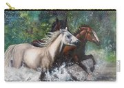 Salt River Horseplay Carry-all Pouch
