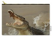 Salt Water Crocodile 2 Carry-all Pouch