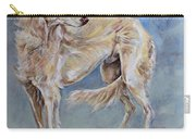 Saluki Carry-all Pouch
