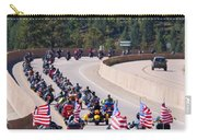 Salute To Veterans Rally Carry-all Pouch