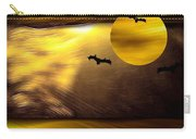Salvador Dali  In The Desert  Carry-all Pouch