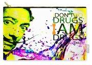 Salvador Dali Pop Art Carry-all Pouch