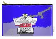 Salvage Sale Sign El Conquistador Hotel Tucson Arizona 1968-2011 Carry-all Pouch
