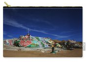 Salvation Mountain Carry-all Pouch by Laurie Search
