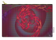 Samba Dancer Abstract Digital Painting Carry-all Pouch