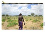 Samburu Chief Carry-all Pouch