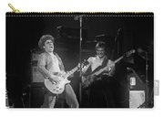 Sammy And Bill On Stage In Spokane In 1977 Carry-all Pouch