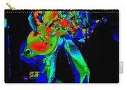 Sammy Hagar In Spokane 1977 Art Carry-all Pouch
