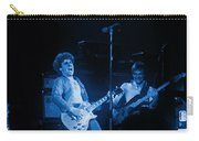 Sammy Plays The Blues In Spokane In 1977 Carry-all Pouch