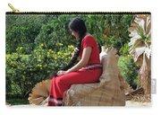 Samoa's Beauty Carry-all Pouch