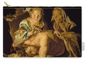 Samson And Delilah Carry-all Pouch