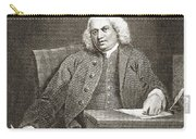 Samuel Johnson, English Author Carry-all Pouch