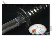 Samurai - The Way Of The Warrior - Bushido Carry-all Pouch