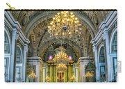 San Agustin Church  Carry-all Pouch