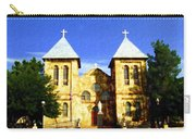 San Albino Church Carry-all Pouch
