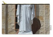 San Antonio Statue Carry-all Pouch
