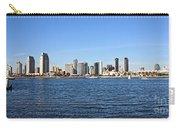 San Diego Ca Harbor Skyline Carry-all Pouch
