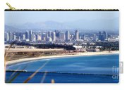 San Diego From Point Loma By Diana Sainz Carry-all Pouch