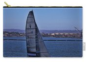 San Diego Harbor Sailing Carry-all Pouch